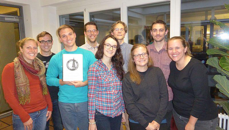 Alumni -- Club Gründungsversammlung 2015